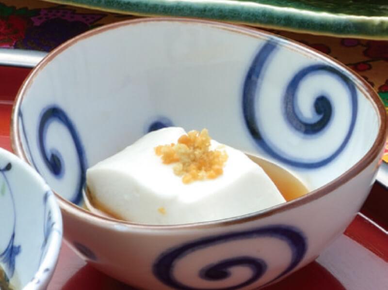 琉球料理 ジーマーミ豆腐