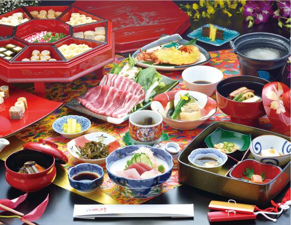 久米店 料理